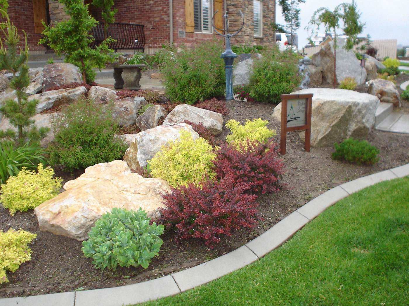 Landscape design utah outdoor goods for Garden landscape drawing